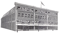 The Coleman Lamp Company Factory